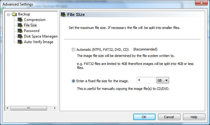 v4: How to create a bootable DVD with automatic restore